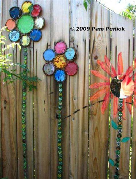 decorations for fences get creative with these 23 fence decorating ideas and