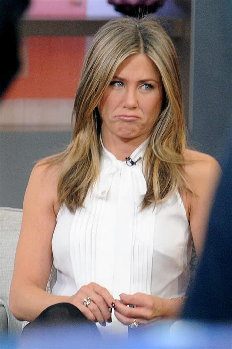Anistons New by Aniston At Morning America In New York