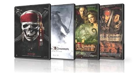 the pirates of the caribbean series free movies for ipad