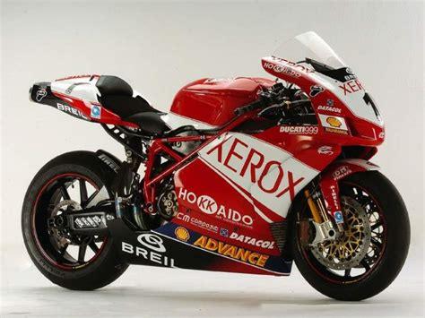 Ducati Fila Aufkleber by Ducati 999r Sbk Team Xerox
