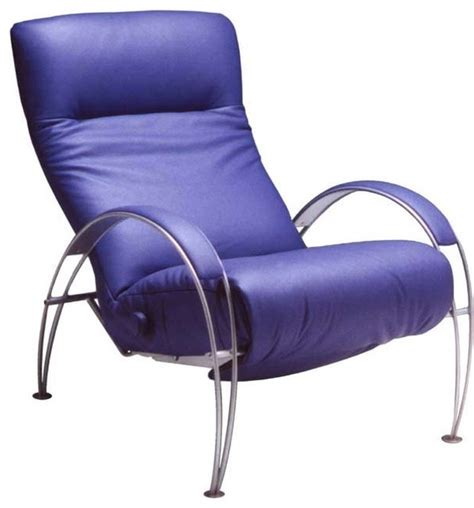Reclining Chairs Modern by Billie Modern Recliner By Lafer Modern Recliner Chairs
