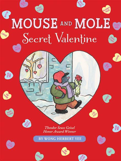 secret valentines mouse and mole secret