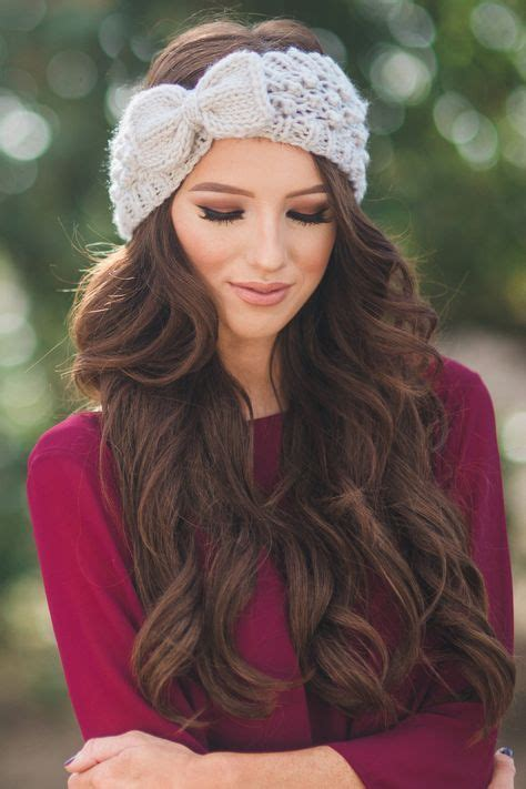 Winter Hairstyles by 17 Best Ideas About Headband Hairstyles On