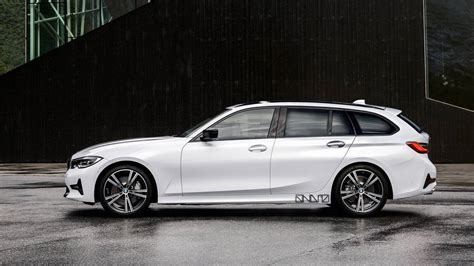 New Bmw 3 Series Touring 2020 by 2020 Bmw 3 Series Wagon Render Brings Back