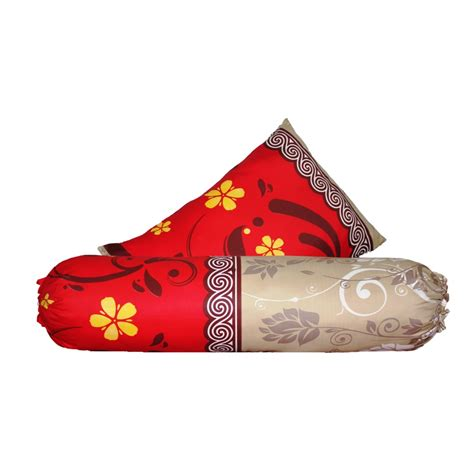 Monalisa Disperse Sarung Bantal 3 monalisa sarung bantal guling carlota merah aneka textile