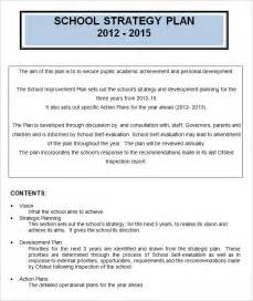 three year strategic plan template 3 school strategic plan template free word pdf