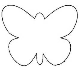 large butterfly template printable butterfly coloring page and facts for