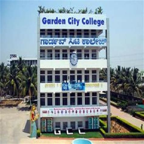 Garden City College Mba In Bangalore by Garden City College Gcc Bangalore Images Photos