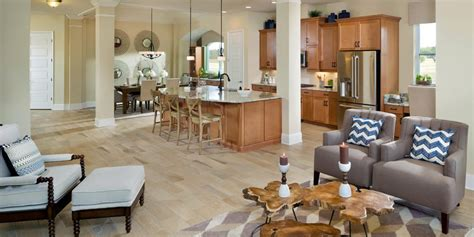 Drees Home Floor Plans by Elegant Single Story Living From David Weekley Homes