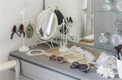 schminktisch dekorieren schminktische selber bauen einfacher als gedacht