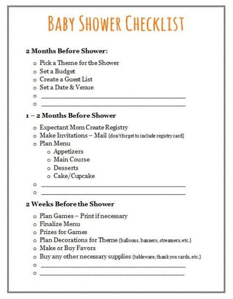 Baby Shower Schedule Of Events by Free Printable Baby Shower Mahalia S Babyshower