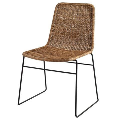 leather outdoor furniture best 25 rattan dining chairs ideas on