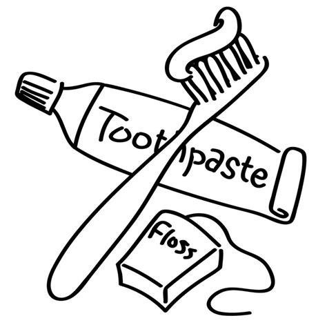 dental hygiene coloring pages az coloring pages