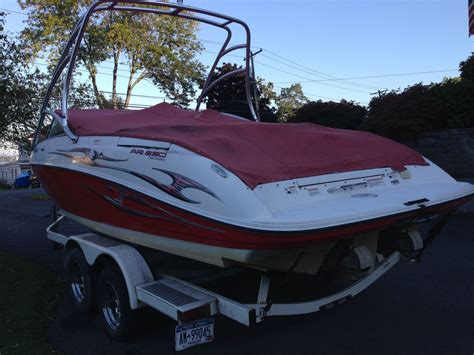 yamaha ar 230 2005 for sale for 15 000 boats from usa - Yamaha Jet Boat In Weeds