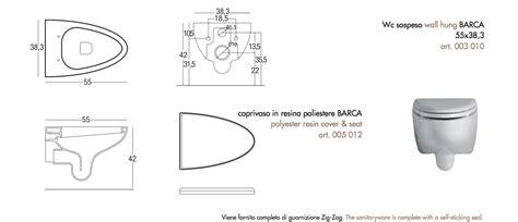 nic design milk sospeso scheda tecnica nic design barca coppia sanitari