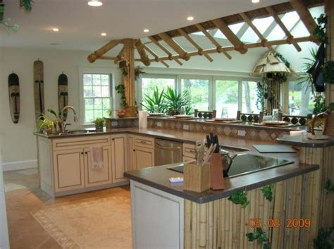 Tropical Kitchen Design Tropical Kitchen Decor Tropical