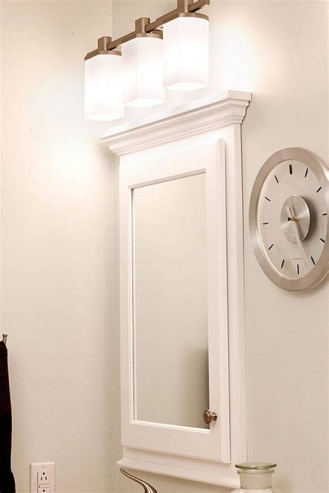 wood medicine cabinets surface mount mirror medicine cabinet available recessed or surface