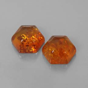 Ellow Orange Sphalerite 9 13ct 2 1 carat fancy 9 1x8mm and untreated gemstones