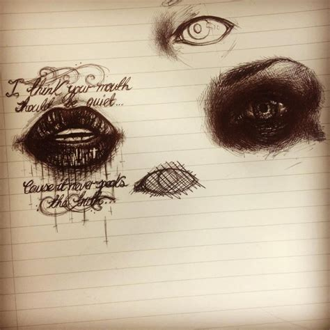 sleeping with sirens tattoos sleeping with sirens doodles by chazvasskilljoy on