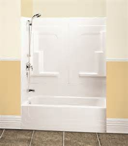 orleans alcove or tub showers bathtub keystone and
