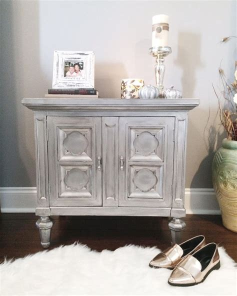 How To Refinish Nightstand by How To Refinish An Nightstand