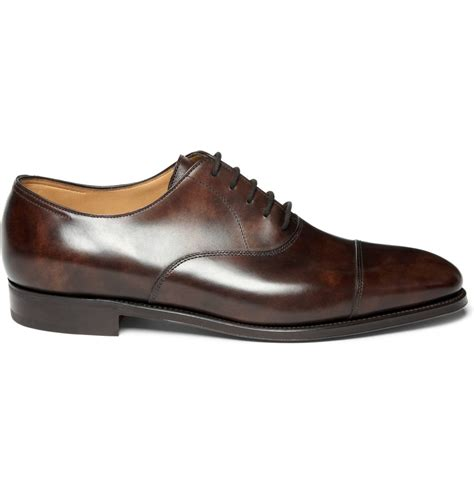 the oxford shoe lobb city ii leather oxford shoes cool s shoes
