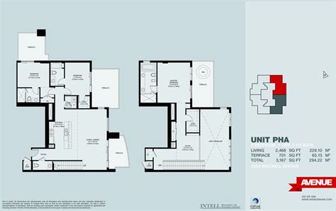1060 brickell condo floor plans
