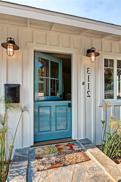los angeles colonial front doors entry beach style with