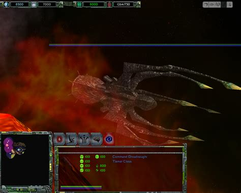 trek armada 2 tiamat class image wing commander for trek armada 2