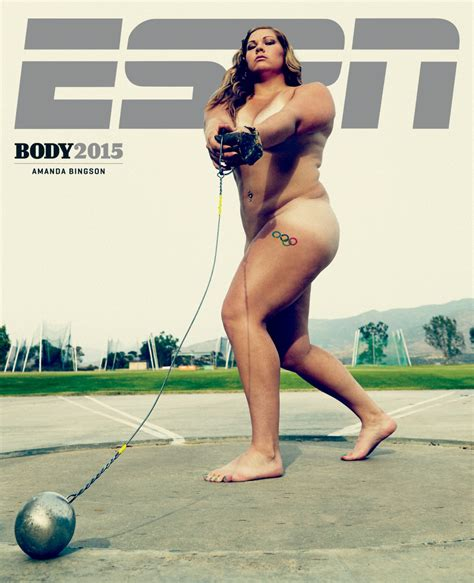 Espn unveils all 6 covers from the 2015 body issue for the win