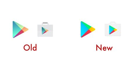 design of google logo google play icons just got a flat design makeover