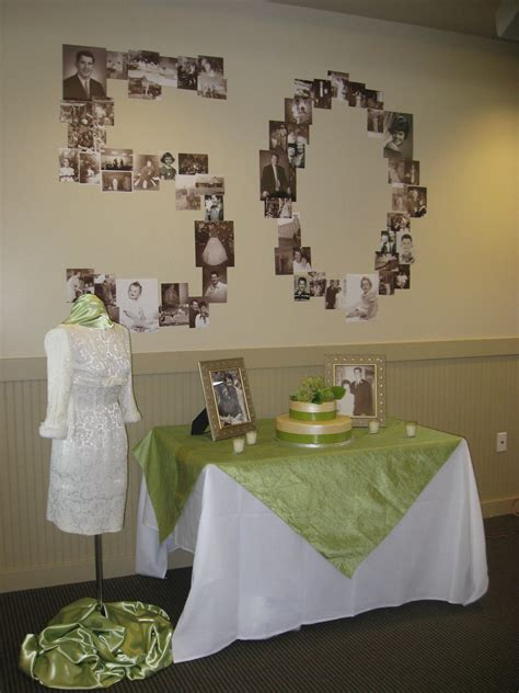 50th Wedding Anniversary Reception Ideas by And S 50th Wedding Anniversary Till Do Us