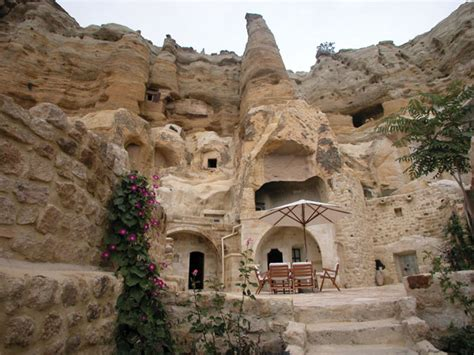fascinating cave houses from around the world trying to