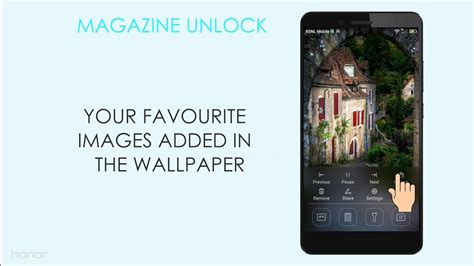 lockscreen tweaks  android magazine unlock emui