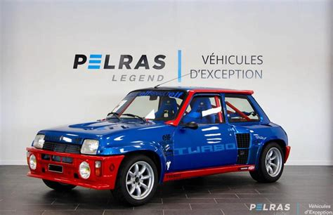 renault 5 turbo racing renault 5 turbo 1 classic racing annonces