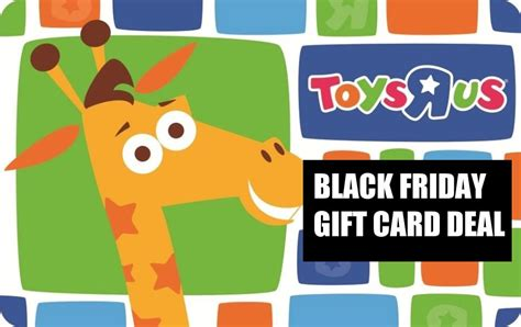 Do Toys R Us Gift Cards Expire - 100 toys r us gift card discounts to 85 on black friday