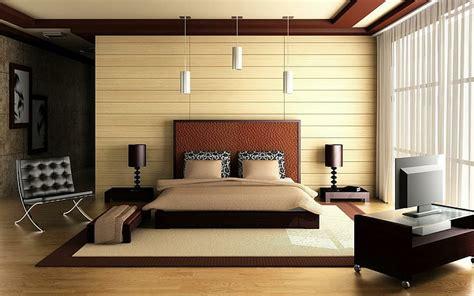hd wallpaper bedroom bed architecture interior design
