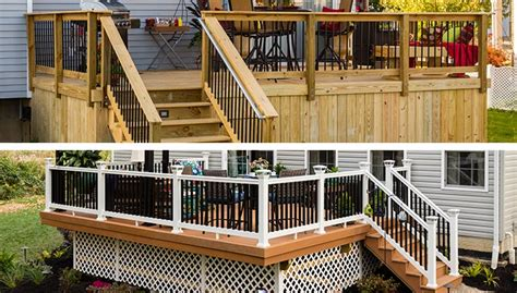 deck guys   deck pickering ontario decks