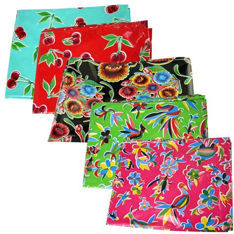 Mexican Table Cloth by Mexican Oilcloth Craft Mat Table Cloth