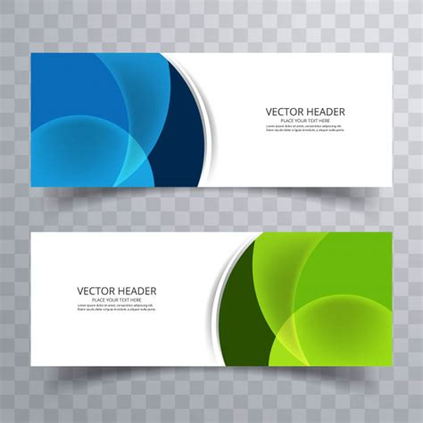 website header design download abstract banner design background vector website headers