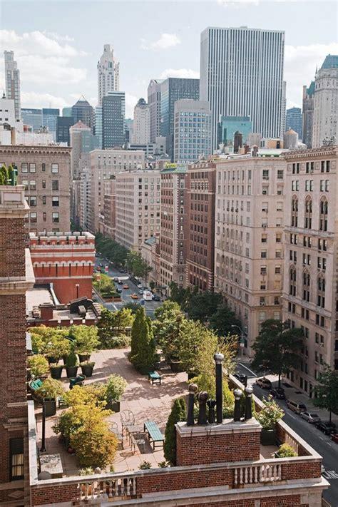 nyc garden apartment home luxury city outdoor gardens ideas