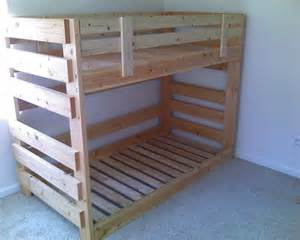 bunk beds wood todd s custom bunk beds the wood whisperer