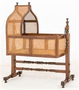 william iv mahogany cane crib antiques atlas
