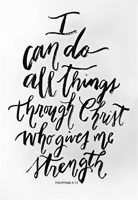 printable quotes about god philippians 4 13 i can do all things through christ free