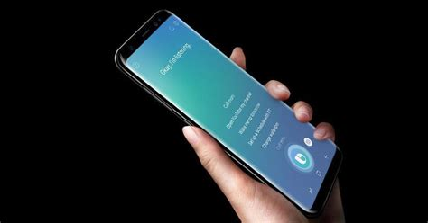 samsung bixby voice us is here but not for every galaxy s8 user slashgear