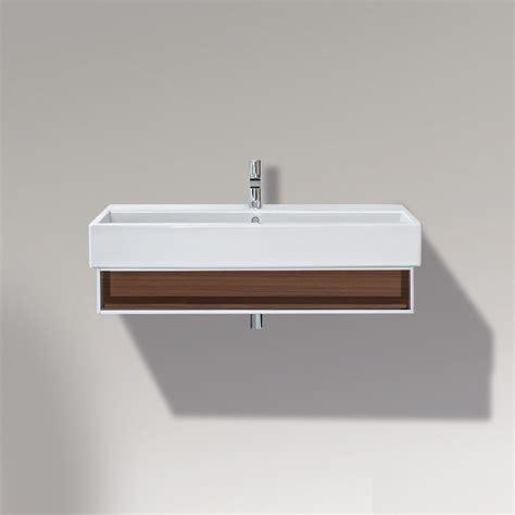 Duravit Vanity by Duravit Ve6014 Vero 39 3 8 X 17 1 2 Inch Vanity Unit Wall Mounted For Vero 032910 Washbasin