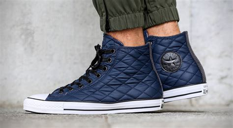 Cinta Chuck Ii converse chuck all quilted pack hiconsumption