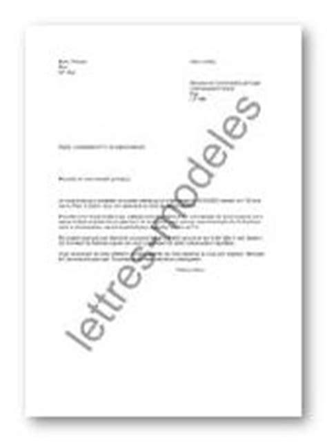 lettere pv exemple lettre contestation pv