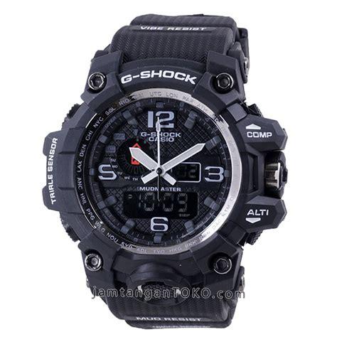 Promo Murah G Shock Casio Mudmaster Gwg1000 Black R Original harga sarap jam tangan g shock gwg1000 1a mudmaster black kw