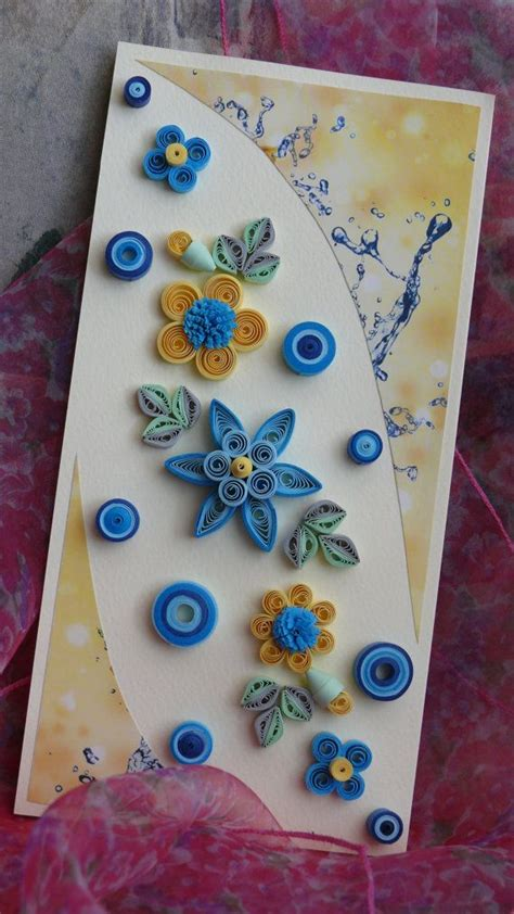 paper quilling greeting card tutorial 25 best ideas about mother s day greeting cards on